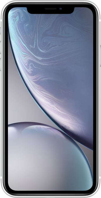 Apple iPhone XR 128 GB Weiß
