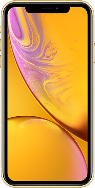 Apple iPhone XR 128 GB Gelb
