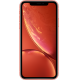 Apple iPhone XR 128 GB Koralle #1