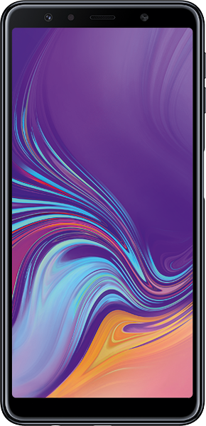 Samsung A750FN Galaxy A7 (2018) black