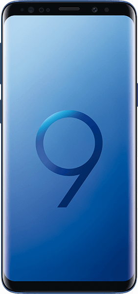 Samsung G960F Galaxy S9 64GB Coral Blue