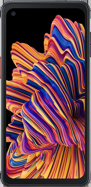 Samsung Galaxy XCover Pro Black Bundle mit 3 GB LTE
