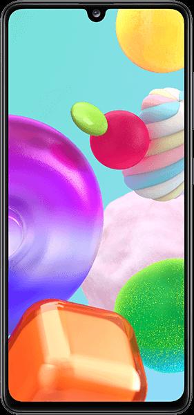 Samsung Galaxy A41 Black Bundle mit 6 GB LTE