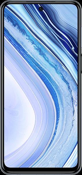 Xiaomi Redmi Note 9 Pro Interstellar Grey Bundle mit 20 GB LTE